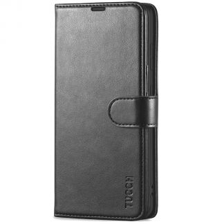 TUCCH Samsung S21 Wallet Case, Samsung Galaxy S21 5G Flip PU Leather Cover, Stand with RFID Blocking and Magnetic Closure