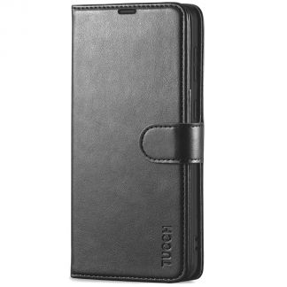 TUCCH Samsung S21 Plus Wallet Case, Samsung Galaxy S21 Plus 5G Flip PU Leather Cover, Stand with RFID Blocking and Magnetic Closure