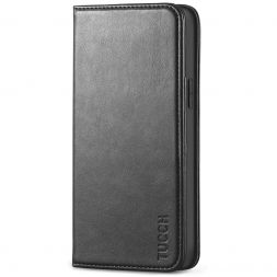 TUCCH iPhone 12 6.1-Inch Wallet Case - iPhone 12 Pro Flip Cover With Magnetic Closure