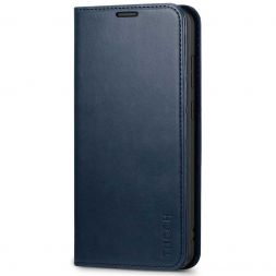 TUCCH Samsung S20 Plus Wallet Case, Galaxy S20 Plus /5G Flip Cover, Stand with RFID Blocking and Magnetic Closure-Blue